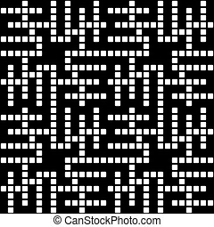 圖案, 幾何學, 廣場, seamless