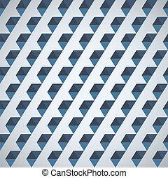 圖案, 形狀, retro, 一半, 幾何學, 六角形