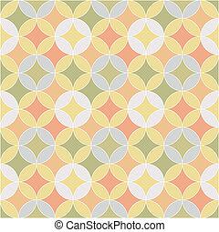 圖案, 摘要, 幾何學, seamless, retro