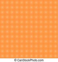 圖案, 橙,  seamless, 元素,  halftone