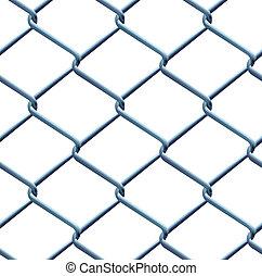 圖案, 鐵絲網, seamless