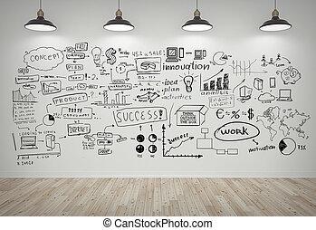 圖畫, 生意概念
