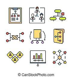 圖表, 圖象, 集合, 顏色