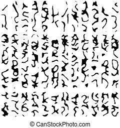 圖象, 以及, runes
