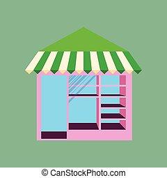 圖象, 在, 套間, 設計, 商店