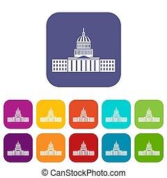 圖象, 州議會大廈, 集合