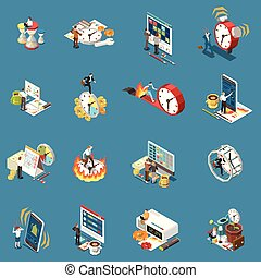 圖象, 時間, 集合, 管理