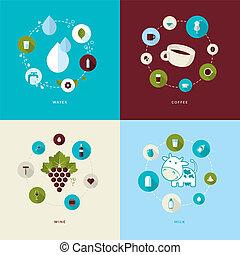 圖象, 裝置設計, 套間, 概念