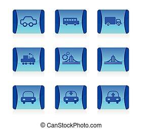 圖象, 集合, 運輸, 矢量