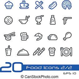 圖象, 食物, 2, -, //, 系列, 線