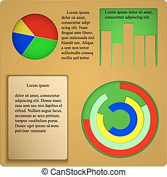 圖, 圖表, 樣板,  infographics