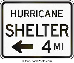 團結, 緊急事件, 隱蔽所, 颶風,  -,  mutcd, 簽署, 國家, 路