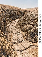 土の 腐食, 背景