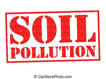 土壤, 污染