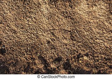 土壤, 背景
