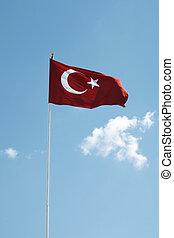 土耳其的旗