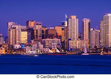 圣地亞哥, 加利福尼亞, 美國