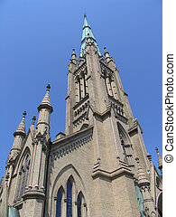 圣塞进, 教堂