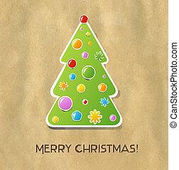 圣誕節和新年, 卡片