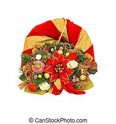 圣誕節花冠