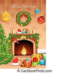 圣誕節裝飾