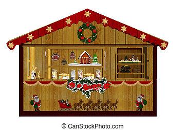 圣诞节, 市场