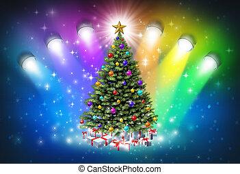 圣诞节, 聚光灯