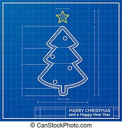 圣诞节, 蓝图