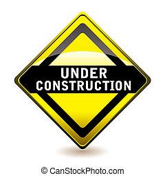 在建设下面, 图标