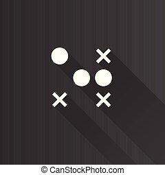 地下鉄, アイコン, -, 作戦, ゲーム