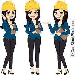 地位, 女, 建築家