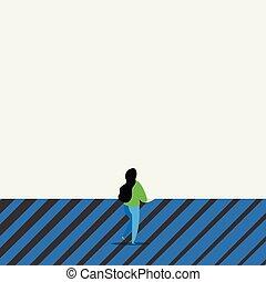 地位, lengthy, 女, 操業, 女性, 足, 写真, 光景, 背中, 長い間, 1(人・つ), 毛, 人, 明るい未来, 人間, ポジション, 捕獲物, hairstyle., 持つ, lifted.