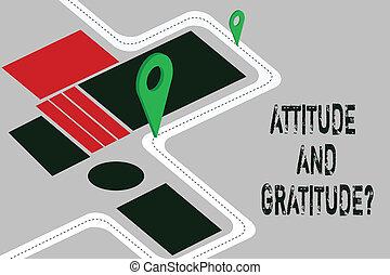 地図, 方向, 概念, 単語, ビジネス, ピン, 感謝, テキスト, ルート, 急行, 感謝, advisory., 執筆, locator, 態度, gratitudequestion., マーカー, ナビゲーション, 道, 3d