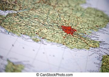 地図, 2