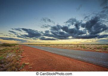 地平線, 長い道のり