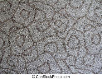 地毯, 結構