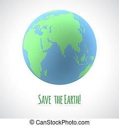 地球, を除けば, poster.