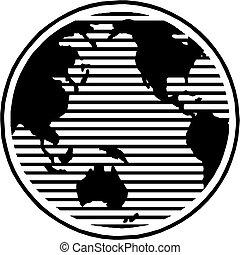 地球, アイコン