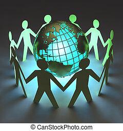 地球, エコロジー, ビジネス
