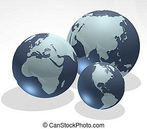 地球, セット