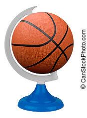 地球, バスケットボール