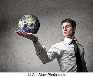 地球, 人