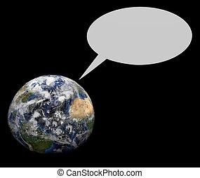 地球, 声