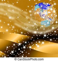 地球, 平和, クリスマス