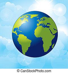 地球, 惑星