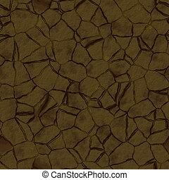 地球, 被爆裂, 干旱
