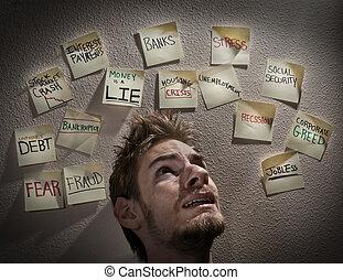 坏, 崩潰, 經濟