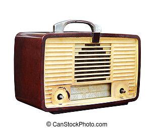 型のラジオ, クリッピング道