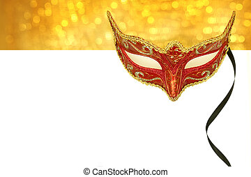 型, カーニバルマスク, ∥で∥, コピースペース