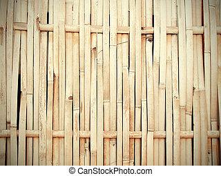 型, スタイル, 調子, 竹, 背景